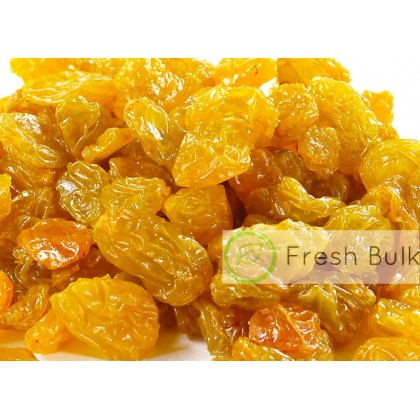 Fresh Bulk U.S Golden Raisins (2 x 500g)