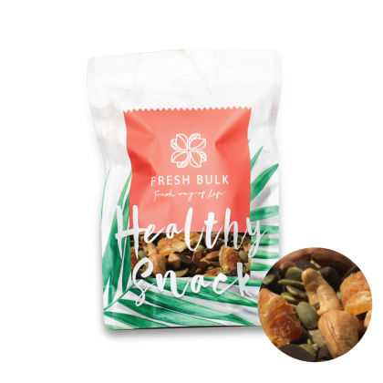 Fresh Bulk Dark Chocolate Cashew Orange Trail Mix (150g)