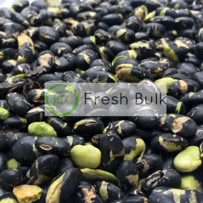 Fresh Bulk Roasted Black Bean (250g)