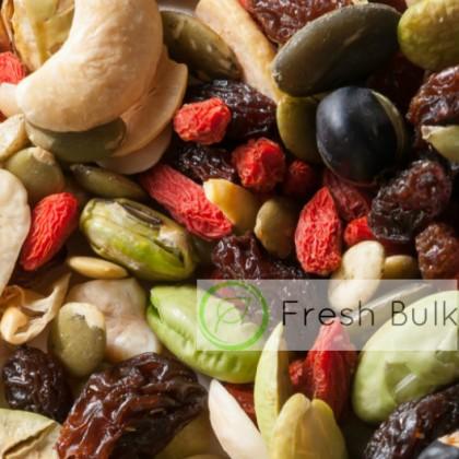 Fresh Bulk Cashew Goji Berry Trail Mix (400g)