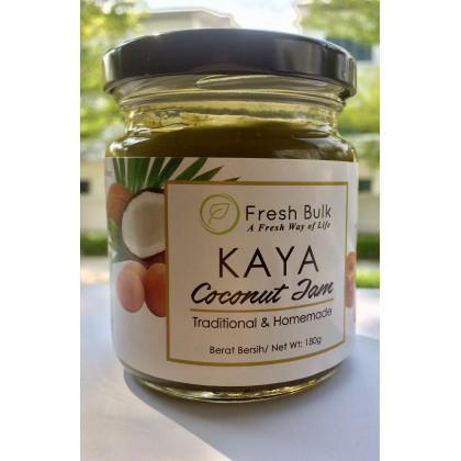 Fresh Bulk 100% Natural Pandan Kaya Coconut Jam