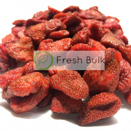 Fresh Bulk Dried Strawberry (150g)