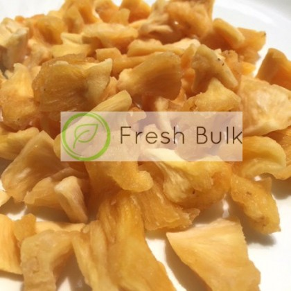 Fresh Bulk Dehydrated Pineapple (400g) / Dried Pineapple