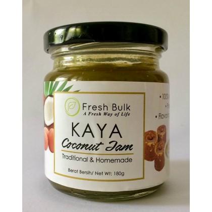 Fresh Bulk 100% Natural Pandan Kaya Coconut Jam / bundle in 3