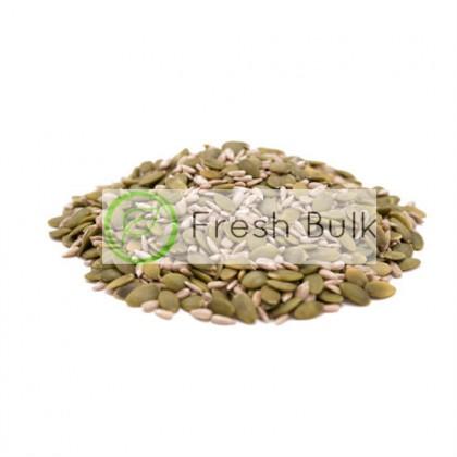 Fresh Bulk Unsalted Sunflower Pumpkin Seed Mix 150g
