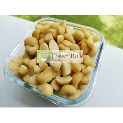 Fresh Bulk Raw Macadamia Nuts 400g