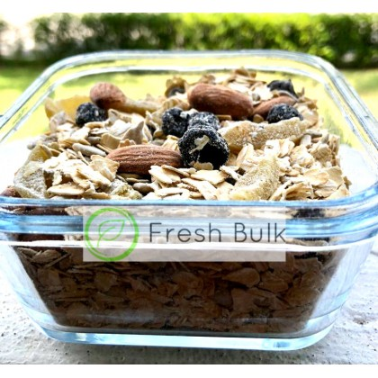 Fresh Bulk Almond Berries Muesli 400gram