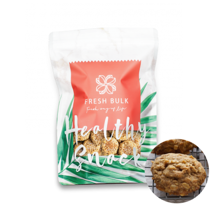 Fresh Bulk Butter Almond Oat Cookies 100g