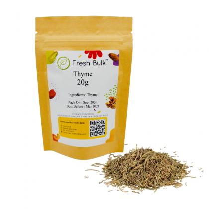 Fresh Bulk Thyme 20g