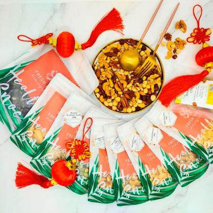 Fresh Bulk CNY Abundance Gift Set / 年年有馀新年礼盒 / 10 packets