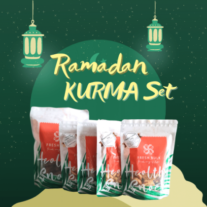 Ramadan Kurma Set / super value set