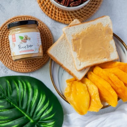 Fresh Bulk Classic Natural Peanut Butter 180g (Smooth and creamy) / promotion